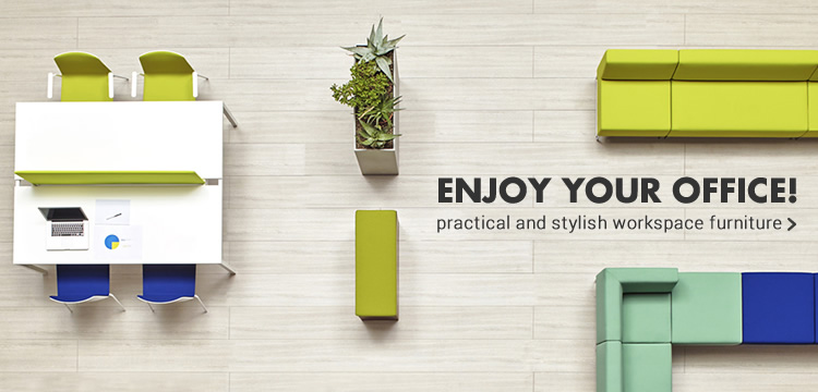 ENJOY YOUR OFFICE! practical and stylish workspace furniture »