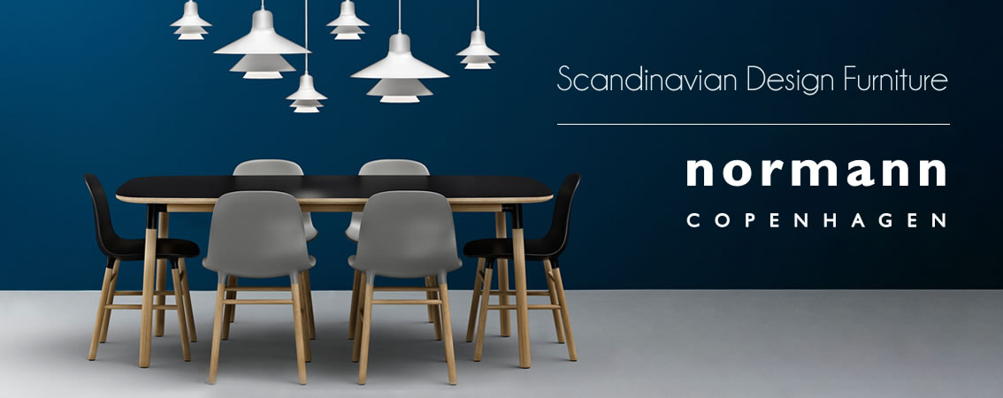 NORMANN COPENHAGEN Scandinavian Design Furniture »