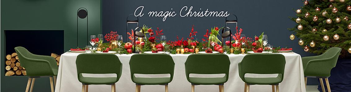 XMAS a magic Christmas