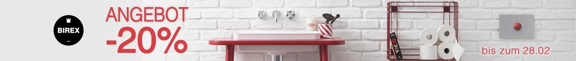 Einrichtungskatalog f r badezimmer von birex modern for Einrichtungskataloge
