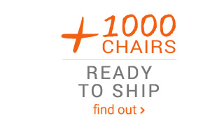 + 1000 chairs express delivery