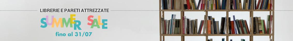 Catalogo librerie e pareti attrezzate composizioni per il for Librerie pareti attrezzate