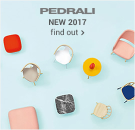 Pedrali - Preview Collections 2017