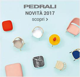 Pedrali -Novità 2017