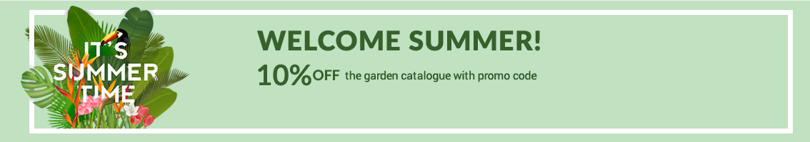 WELCOME SUMMER! We've selected a wide range of products, to live your outer space to the full