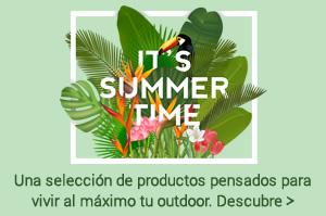 ¡BIENVENIDO, VERANO! Una selección de productos pensados para vivir al máximo tu outdoor