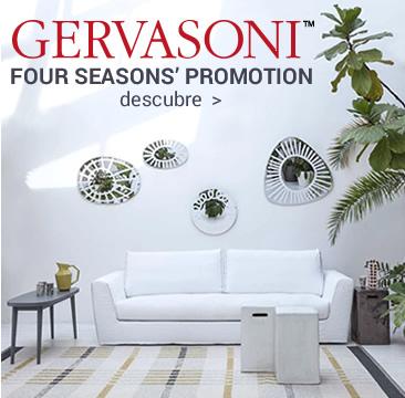 GERVASONI FOUR SEASONS' PROMOTION