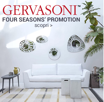 GERVASONI FOUR SEASONS' PROMOTION