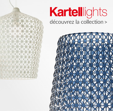 KARTELL LIGHTS découvrez la collection