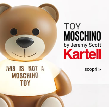 TOY design MOSCHINO - Kartell