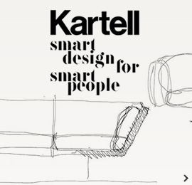 ON THE SPOTLIGHT Preview Collections 2018 - Kartell