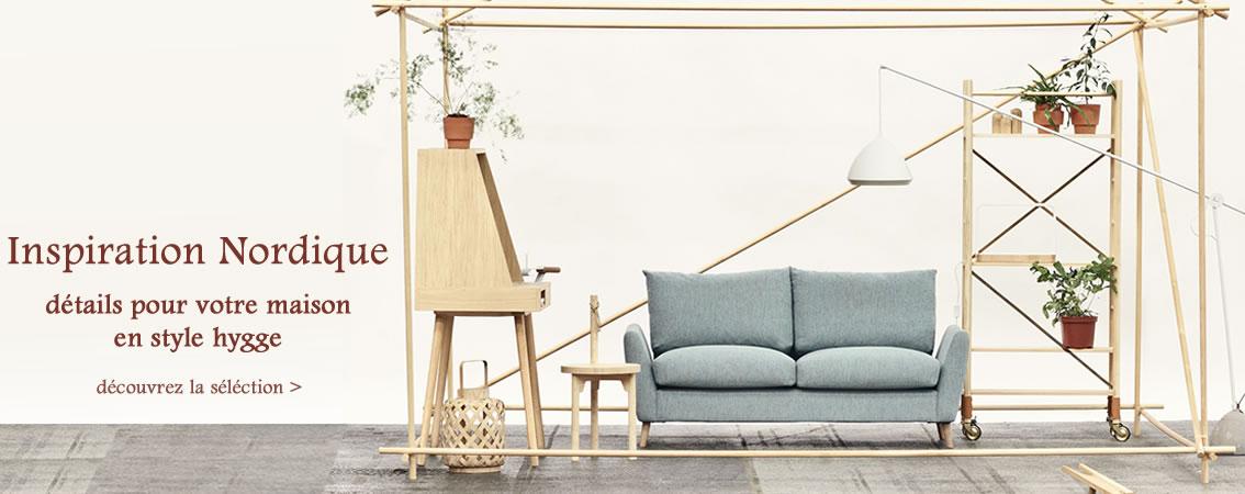 Inspiration Nordique détails pour votre maison en style hygge