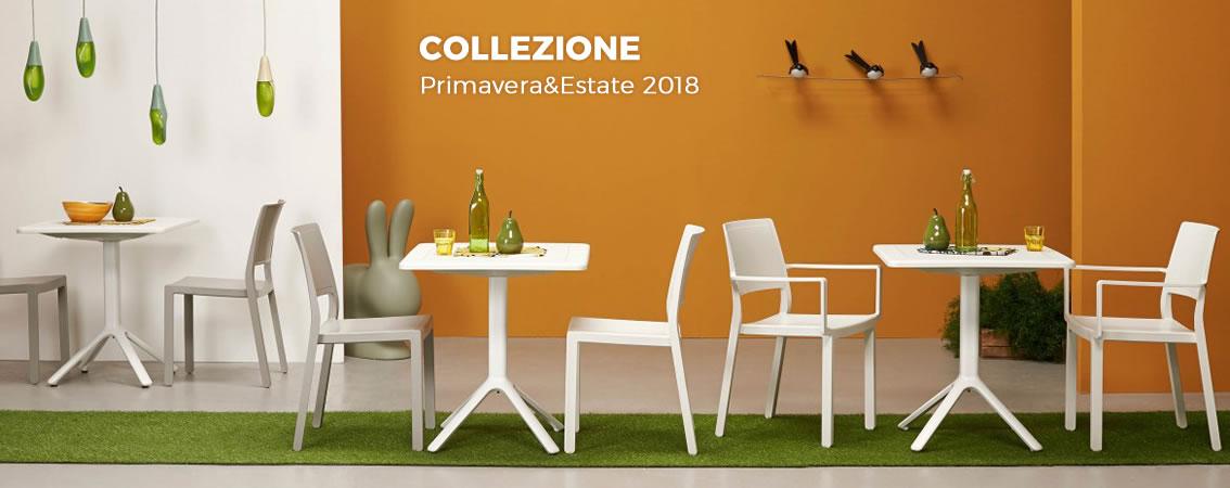 COLLEZIONE Primavera&Estate 2018