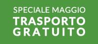 SPECIALE MAGGIO TRASPORTO GRATUITO su tutta la collezione CALLIGARIS fino al 31/5