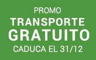 PROMO DICIEMBRE TRANSPORTE GRATUITO