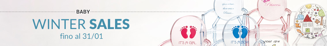 BABY Speciale Bambino il design per i più piccoli