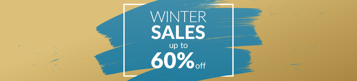 WINTER SALES up to 60% off