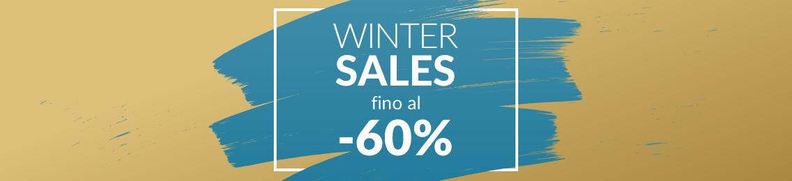WINTER SALES fino al -60%
