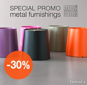 SPECIAL PROMO metal furnishings Meme Design