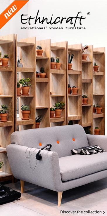 Ethnicraft emorational wooden furniture