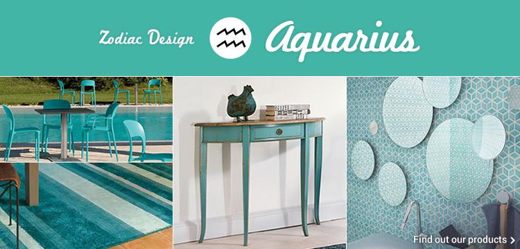 Zodiac Design: Aquarius