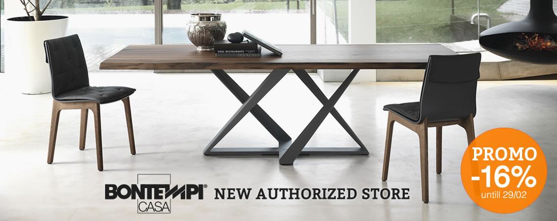 Bontempi Casa New Authorized Store