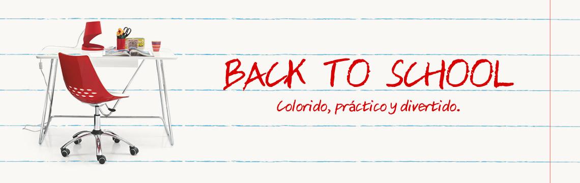 Selección Back to school: decorar con divertimiento!