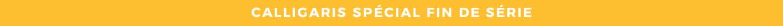SPÉCIAL FIN DE SÉRIE REMISE JUSQU'AU -50% sur toute la collection Calligaris et Connubia fin de série jusqu'au 13.10
