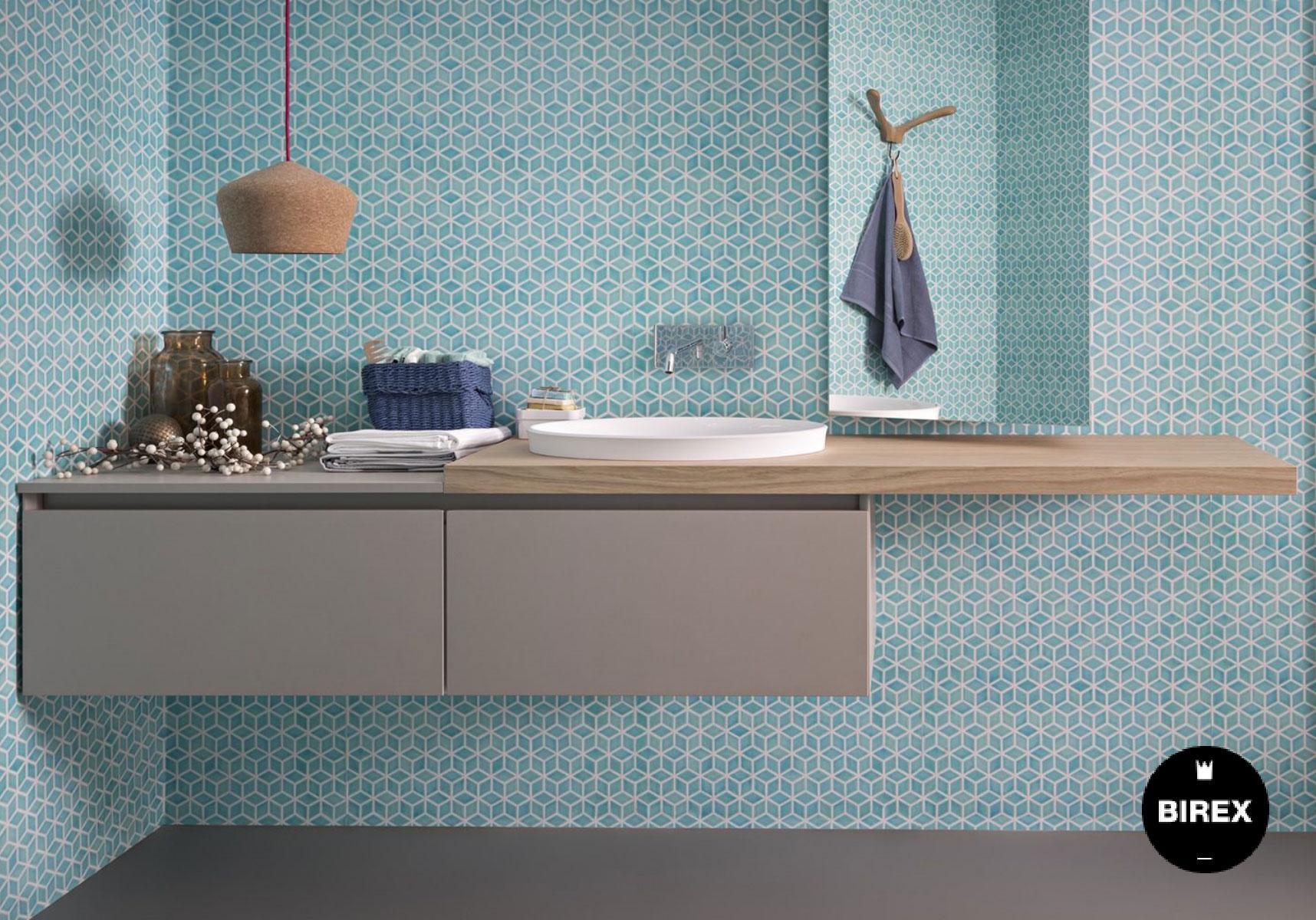 Déco salle de bains - Birex