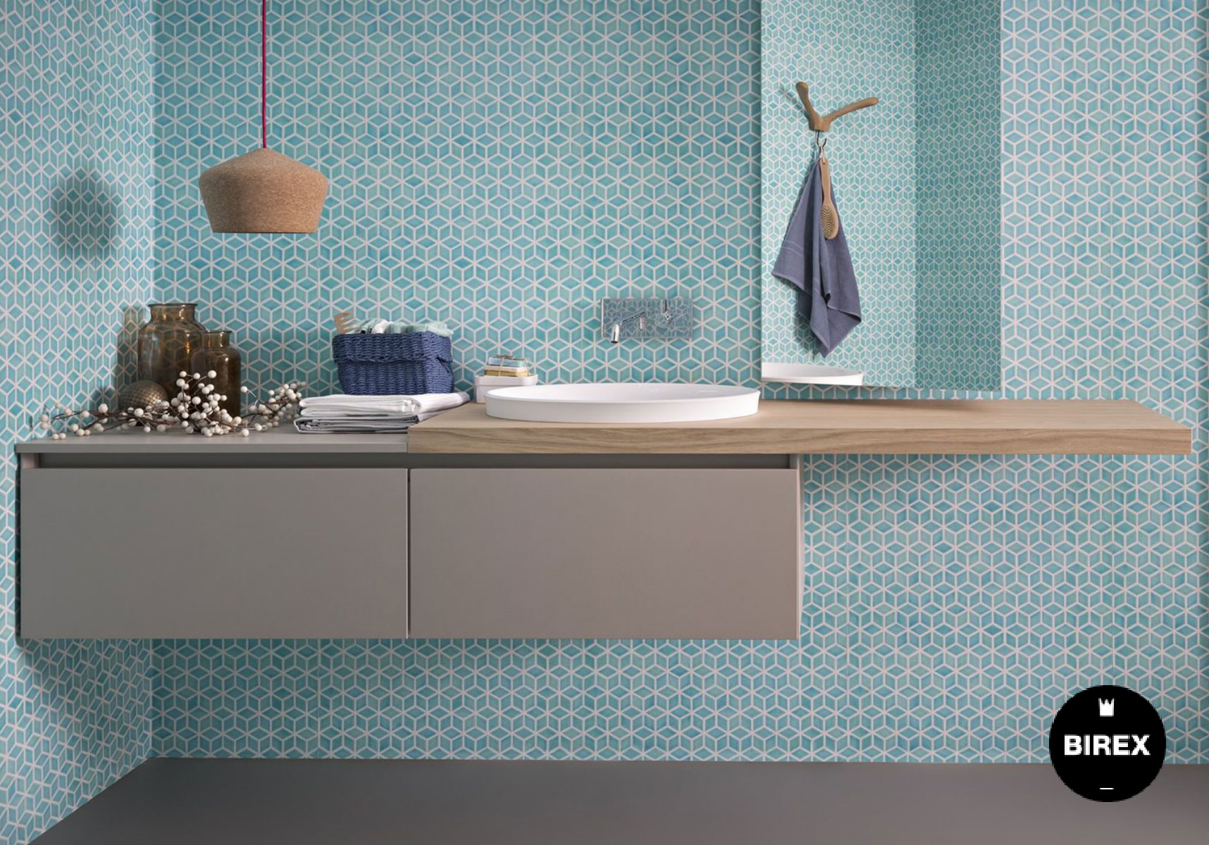 Bathroom furniture - Birex