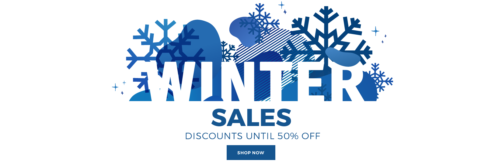 WINTER SALES DISCOUNTS UNTIL 50% OFF EXPIRES ON 31.01