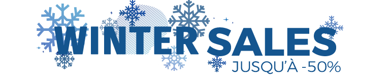 WINTER SALES JUSQU'À -50% EXPIRE LE 31.01