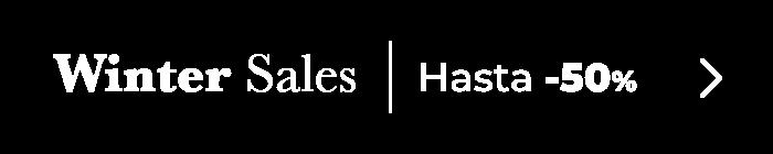 WINTER SALES HASTA -50% EXPIRA EL 31.01