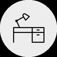 Arredi per l'home office e l'ufficio: adattabili e smart