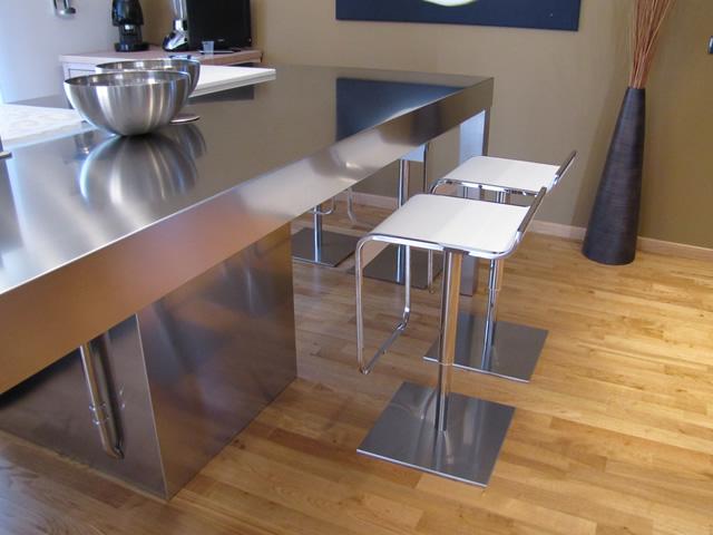 Sgabelli da cucina il design in ogni stanza bianca da catania