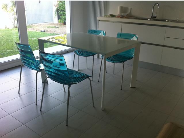 Tavolo in vetro: ideale anche in cucina!: Stefano da Brescia ...