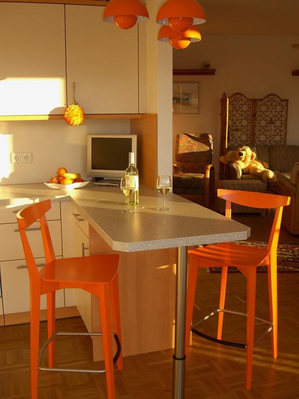 R f rences orange une couleur gaie pour une cuisine - Cuisine vivante pour une sante optimale ...