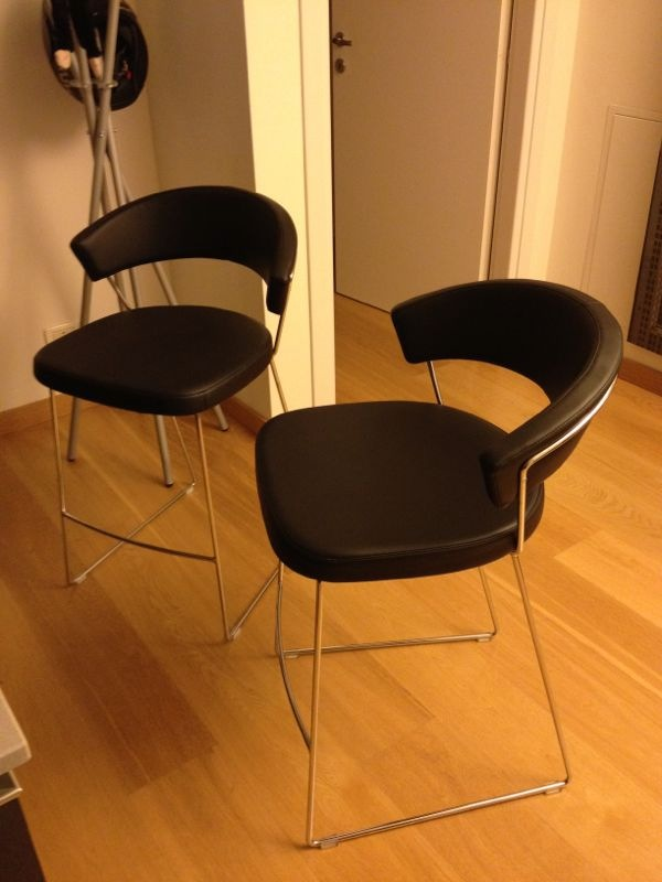 Calligaris New York stools... guaranteed comfort!: Andrea from Rome ...