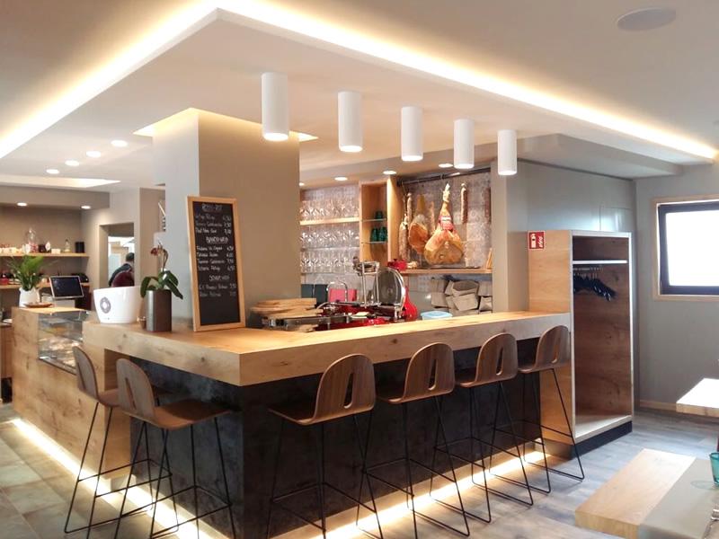 Italienisches Geschmack Nordisches Design La Vineria Starnberg