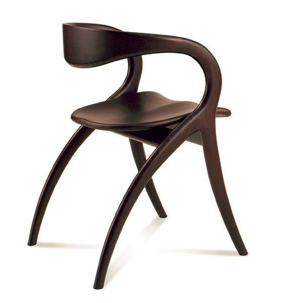 Star chaise design en bois domitalia sediarreda for Chaise domitalia