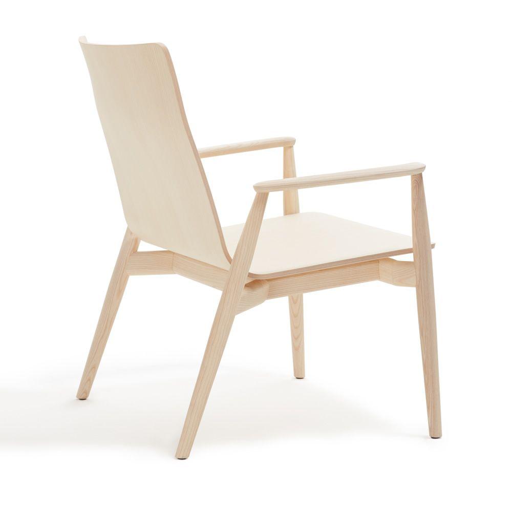 malm relax 299 designer lounge sessel pedrali aus eschenholz sediarreda. Black Bedroom Furniture Sets. Home Design Ideas