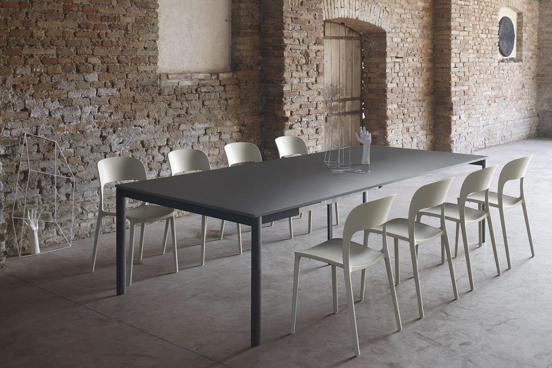 Etico plus consolle consolle allungabile di design for Consolle di design