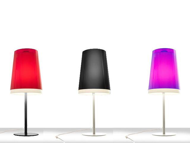 Lampade da tavolo in acciaio idee per il design della casa - Lampade da tavolo prezzi ...