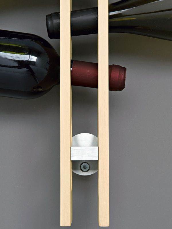 cs5052 arsenal calligaris flaschenhalter aus holz an der. Black Bedroom Furniture Sets. Home Design Ideas