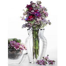 I Shine - Vaso Kartell di design, in polimetilmetacrilato, disponibile in diversi colori, anche per esterno
