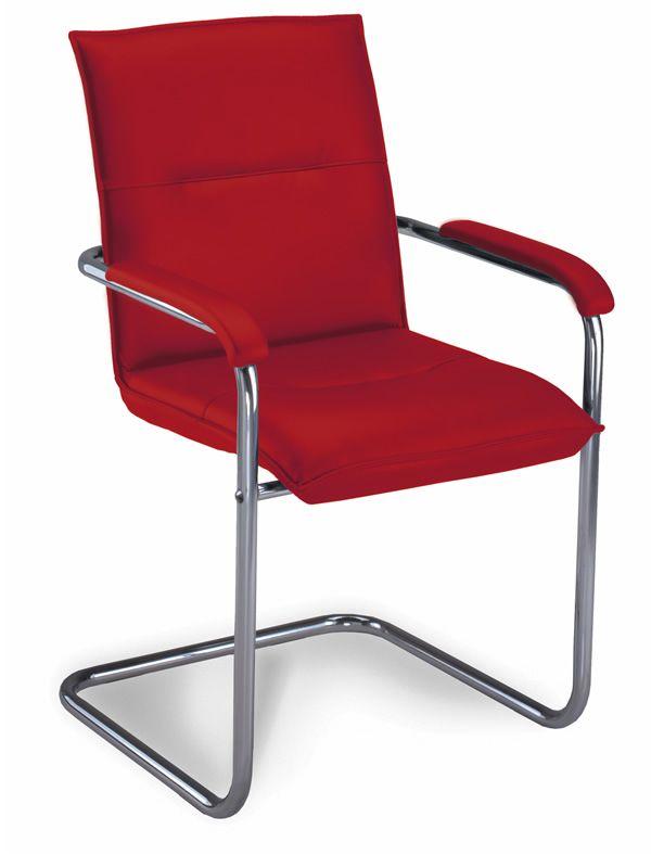 Ml445 sedia a slitta da attesa per ufficio diversi for Sedie attesa ufficio