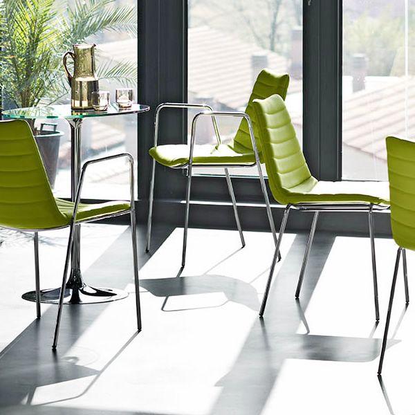 cover f r bars und restaurants stuhl aus metall verschiedene verf gbare bez ge und farben. Black Bedroom Furniture Sets. Home Design Ideas