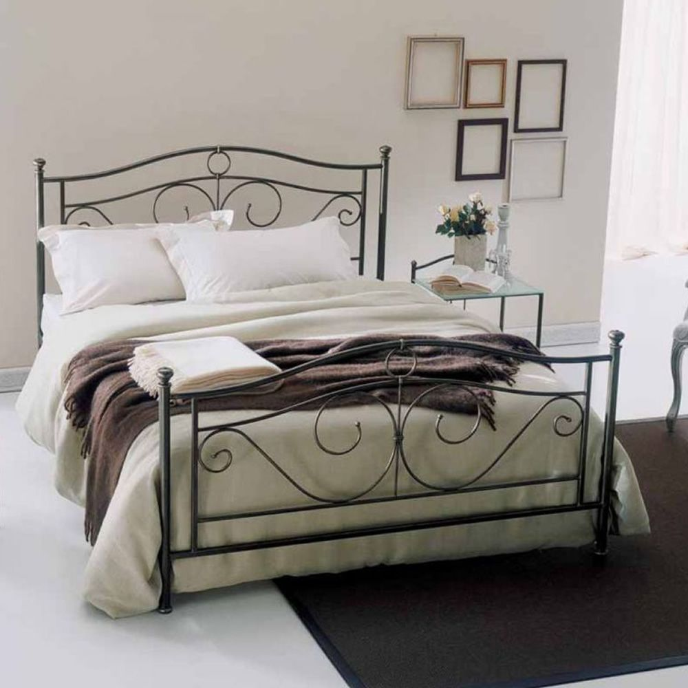 florida big doppelbett aus eisen in verschiedenen. Black Bedroom Furniture Sets. Home Design Ideas