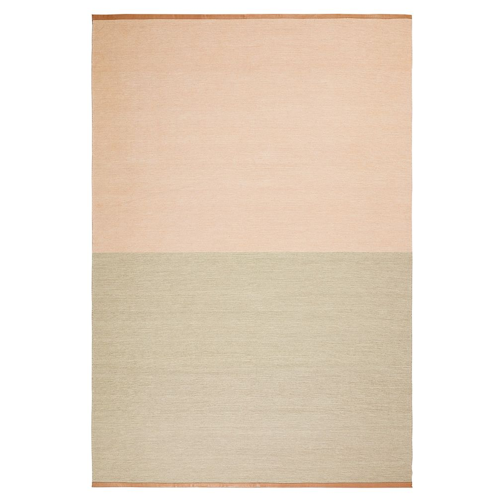fields teppich aus reiner wolle in zwei verschiedenen farben verf gbar r nder aus leder 200. Black Bedroom Furniture Sets. Home Design Ideas