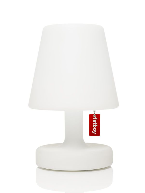 ... bianco, a batteria ricaricabile, LED, anche per esterno - Sediarreda